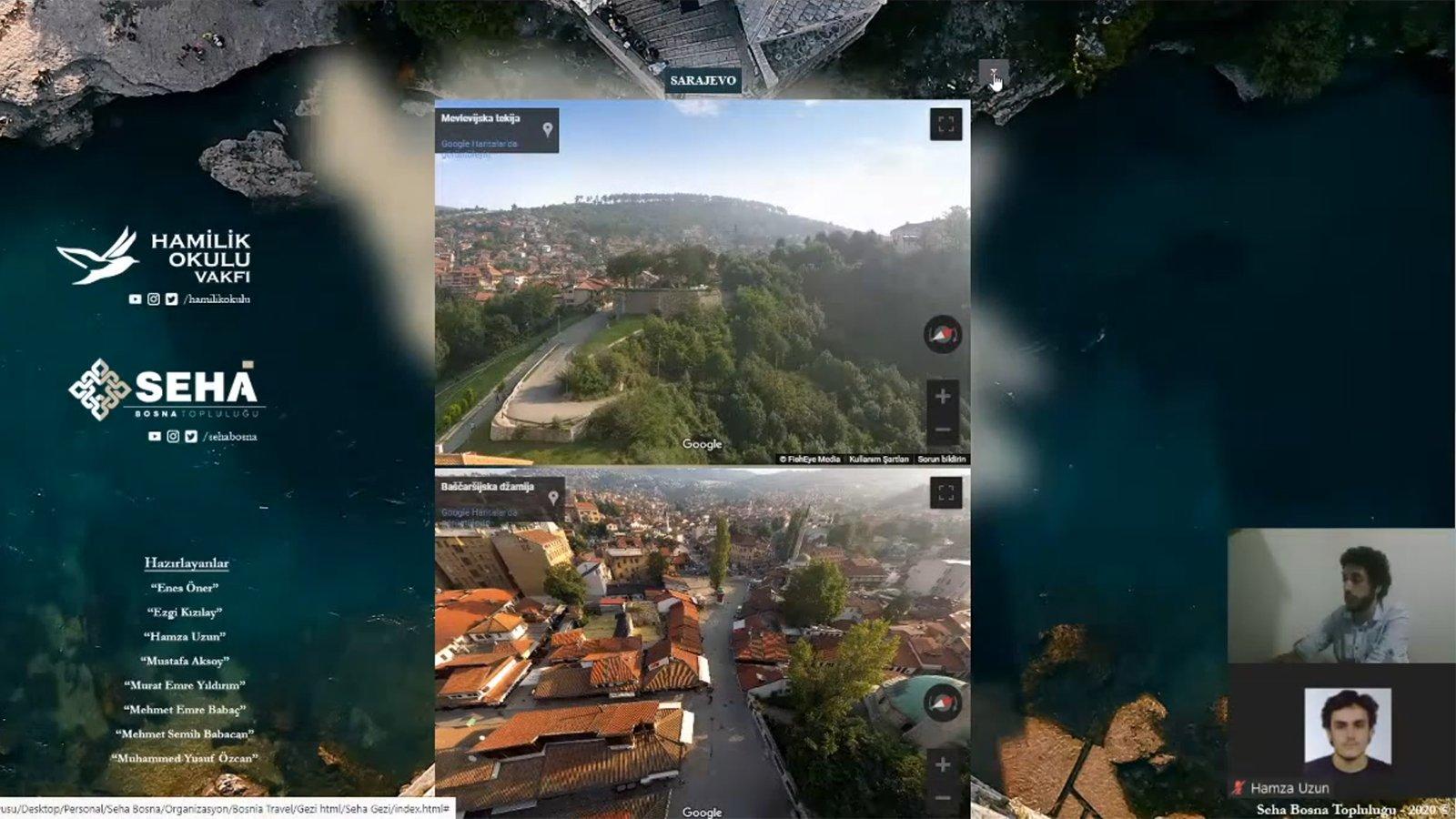 Nakkaşhane Buluşmalarımız Bosna-Hersek Gezisi ile Başladı! post thumbnail