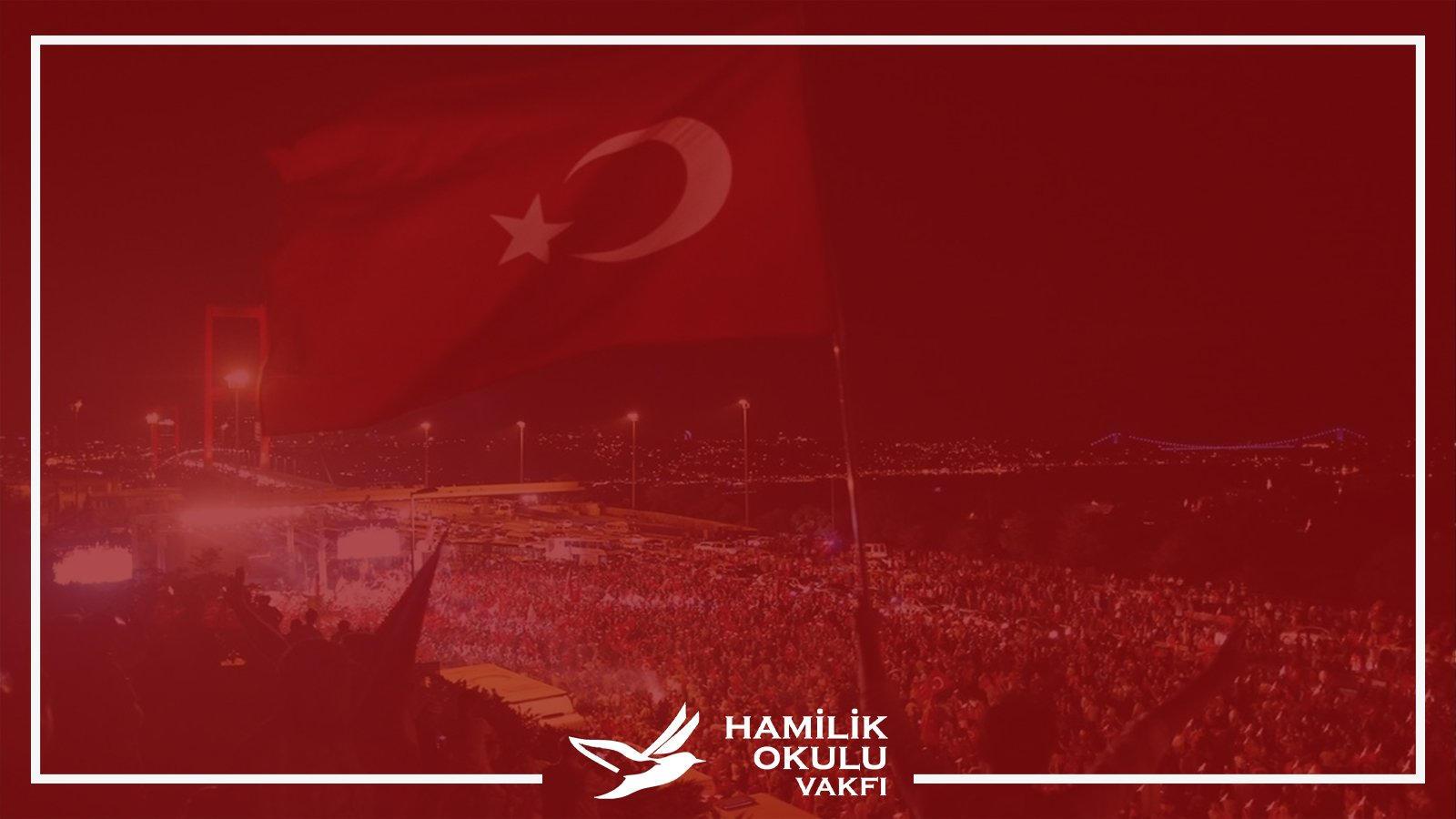 15 Temmuz Demokrasi ve Millî Birlik Günümüz Kutlu Olsun! post thumbnail