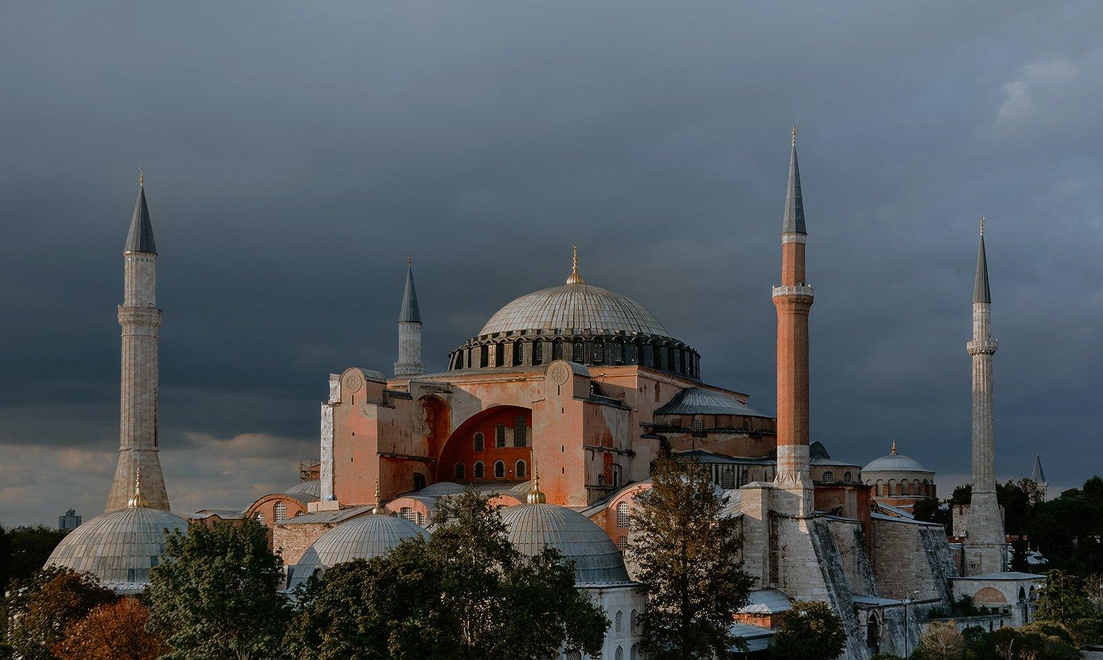 Ayasofya Camii'nde 86 yıl sonra ilk namaz coşkusu! post thumbnail