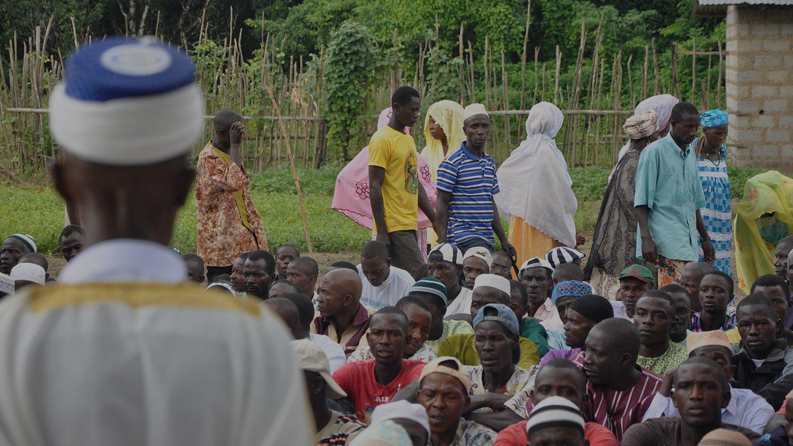 Sierra Leone'de Şenlik Vakti post thumbnail