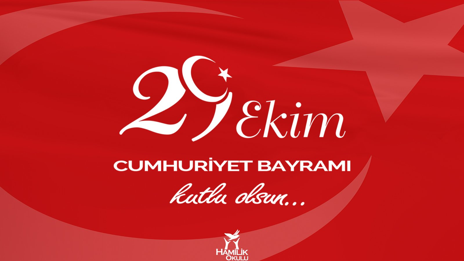 29 Ekim Cumhuriyet Bayramı Kutlu Olsun! post thumbnail